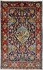 Matto, a semi antique tabriz, ca 274,5 x 176 cm