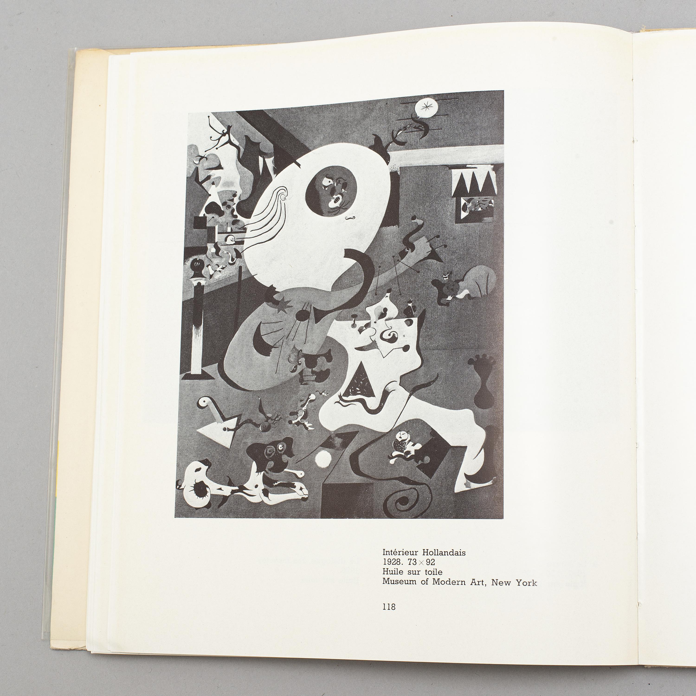 Two Books Joan Miró Jaques Prévert Georges Ribemont