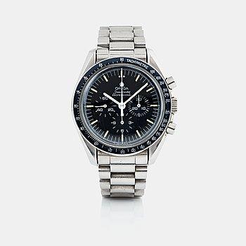 "112. OMEGA, Speedmaster, chronograph, ""20th anniversary of Apollo XI"", ""US Market""."