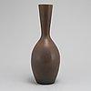 Carl harry stÅlhane, a stoneware vase, rörstrand