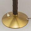 Einar bÄckstrÖm, a brass modell 5013 table lamp.