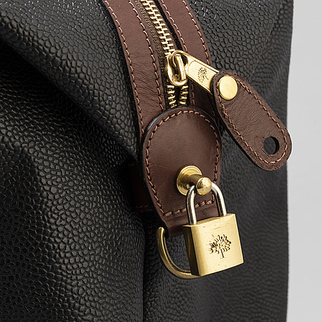 "Mulberry, weekendbag, ""large clipper"""