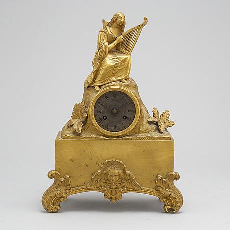 Bordspendyl, senempire, frankrike, 1800-talets mitt.