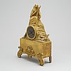Bordspendyl, senempire, frankrike, 1800 talets mitt