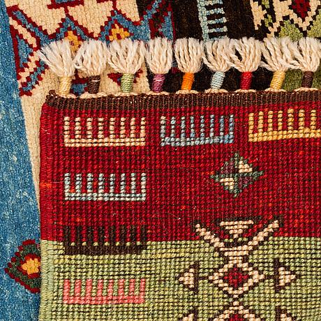Gallerimatta, orientalisk, ca 206 x 65 cm