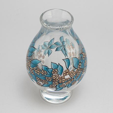 Jan johansson, vas, glas, graal, orrefors 1971