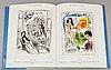 "Books (3), ""chagall lithographe, ii, iii och iv"", 1963 1974"