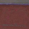 Max walter svanberg, akvarell på papper, signerad