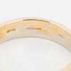 Bulgari 18k gold ring