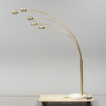 a floor lamp from Ateljé Lyktan in the late 20th century.
