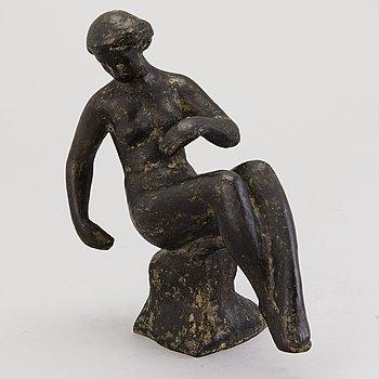 VILJO SAVIKURKI, sculpture, bronze.