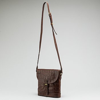 MULBERRY, a congo leather bag.