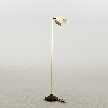 A SWEDISH FLOOR LAMP by Tranås Stilarmaturer.