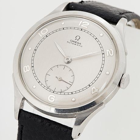 Omega, wristwatch, 35 mm