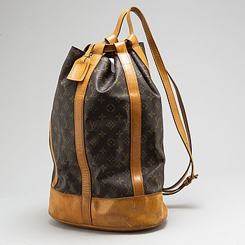LOUIS VUITTON, 'Backpack GM Randonne'.