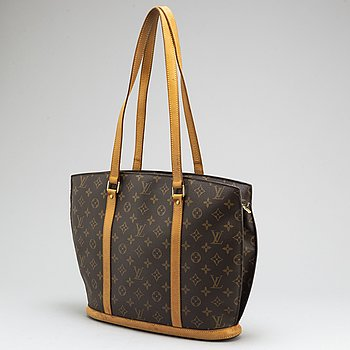 "LOUIS VUITTON, väska, ""Babylone""."