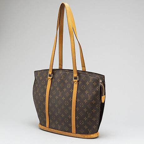 "Louis vuitton, väska, ""babylone"""