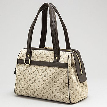 "LOUIS VUITTON, väska, ""Mini Lin Josephine PM""."