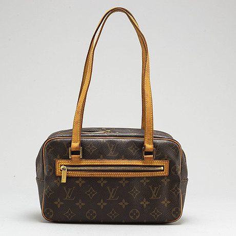 Louis vuitton, a monogram 'cite mm'