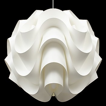 POUL S. CHRISTIANSEN, a 'Le Klint 172' ceiling lamp, Denmark, second half of the 20th century.