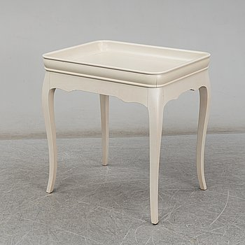 A 'Hällestad' table by IKEA.