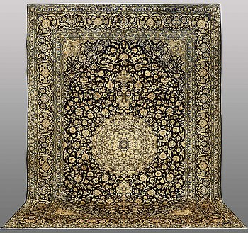 MATTA, Keshan, ca 410 x 296 cm.