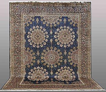 MATTA, Kirman lavar, signerad, ca 425 x 310 cm.