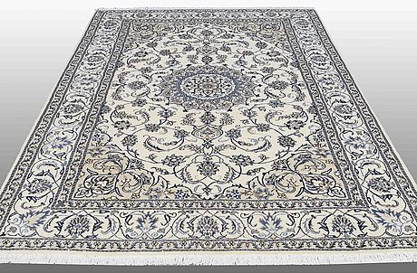 Carpet,  nain, ca 295 x 200 cm