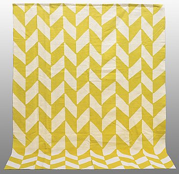 MATTA, slätväv, ca 289 x 254 cm.