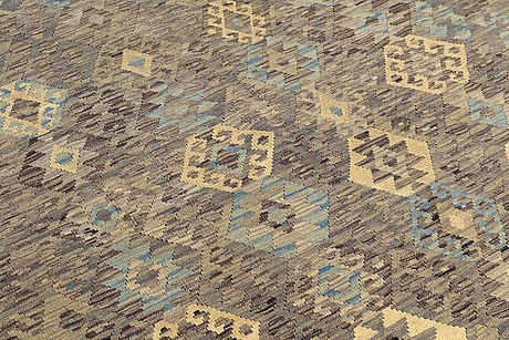 Carpet, kilim, ca 301 x 212 cm
