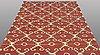 Carpet, kilim, ca 226 x 182 cm