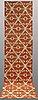 Runner, flat weave, ca 390 x 97 cm