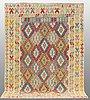 Carpet, kilim, ca 292 x 215 cm