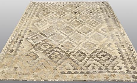 Carpet, kilim, ca 288 x 208 cm.