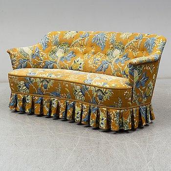 CARL MALMSTEN, a 'Samsas' sofa from AB O.H. Sjögren, Tranås.