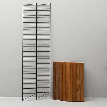 "NILS STRINNING, book shelf, ""String"", 21th century."