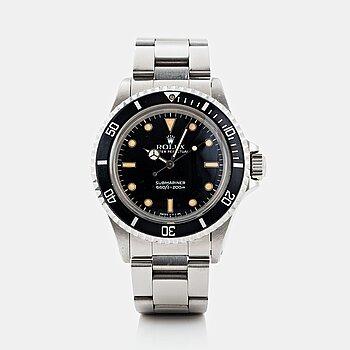 15. Rolex, Submariner.