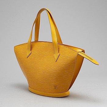 LOUIS VUITTON, a 'Epi Saint Jacques Short Strap' bag.