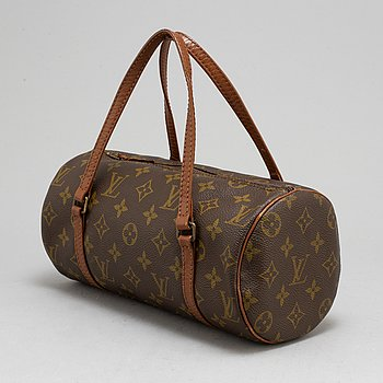 "LOUIS VUITTON, väska,  ""Monogram Papillon""."