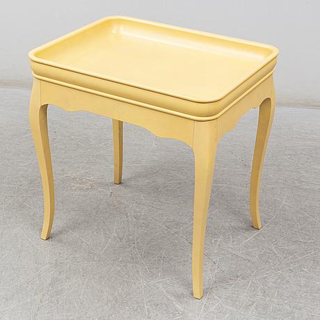 A 'hällestad' tray table by ikea, late 20th century