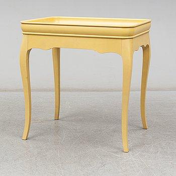 A 'Hällestad' tray table by IKEA, late 20th century.