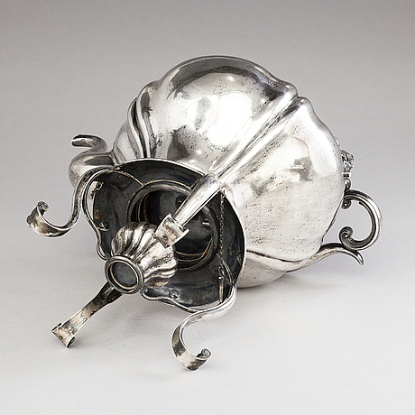 Sazikov, tekÖk, silver, s:t petersburg 1847.