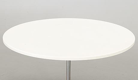 Matbord, 1900-talets slut.