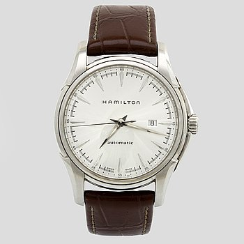 A Hamilton Jazz Master automatic wristwatch 42 mm.