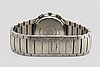 Longines, oposition, kronograf, armbandsur, 38 mm ca 2000
