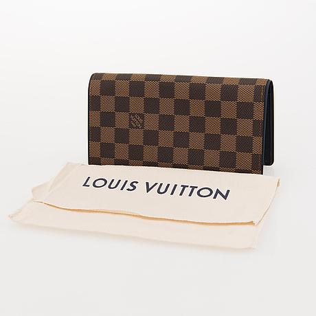 "Louis vuitton, ""brazza"", lompakko"
