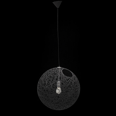 A 'random light small' light for moooi. designed 2001