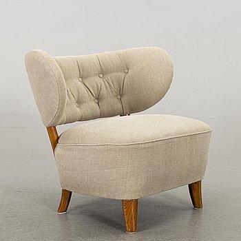 OTTO SCHULZ, A Swedish armchair.