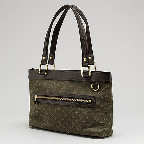 "Louis vuitton bag, ""mini lucille pm"""