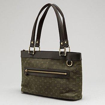 "Louis Vuitton bag, ""Mini Lucille PM""."